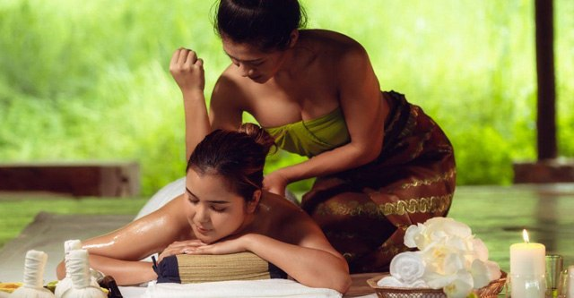 thaihierontaa kyynärpäällä